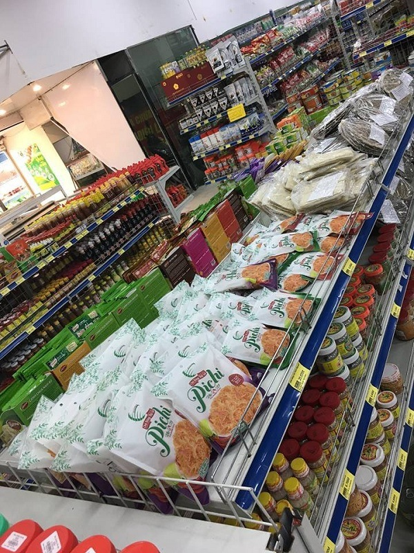 Phân phối gà xé cay trên toàn quốc, giá cực rẻ