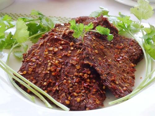 Cách làm thịt bò khô thơm ngon đơn giản tại nhà
