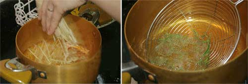 Cách làm gà rang muối thơm ngon trong một nốt nhạc