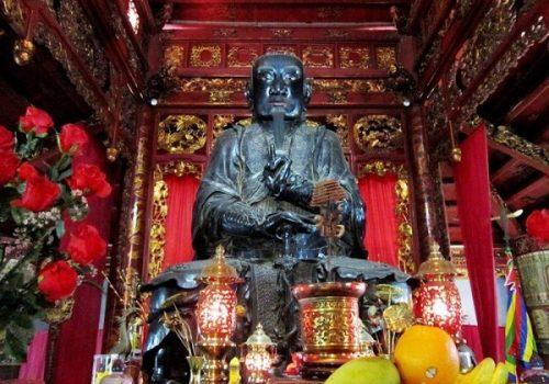 5 địa điểm đi lễ đầu năm tại Hà Nội không thể bỏ qua