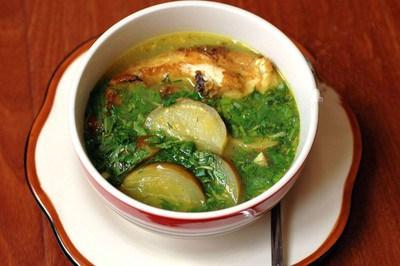 Cách nấu canh cá nấu cà tím giải nhiệt mùa hè