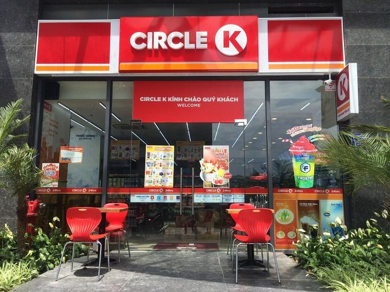 Siêu thị Circle K