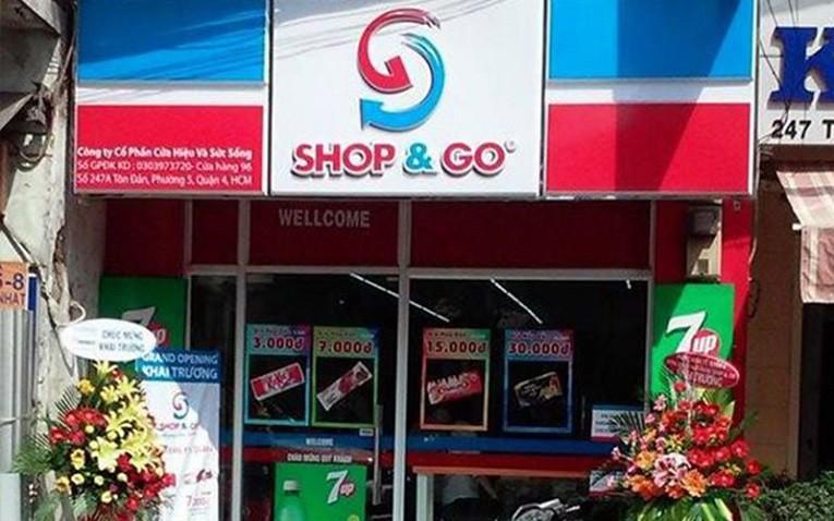 Siêu thị Shop & Go